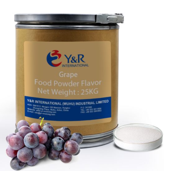 grape powder food flavor